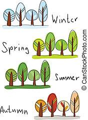 Vier Saisons