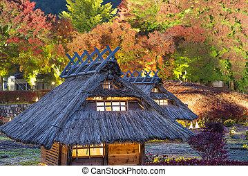 Village Replik in Japan.