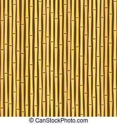 Vintage Bambusmauer nahtloser Beschaffenheitsgrad