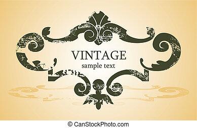 Vintage Hintergrund