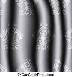 Vintage-Silbermaterial