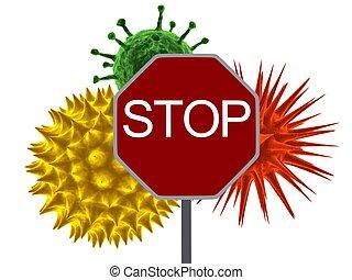 Virus stopp