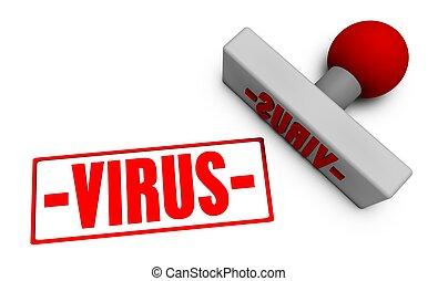 Virusmarke