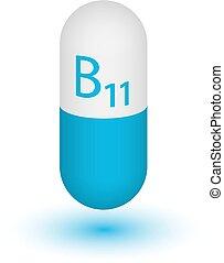 Vitamin B11.