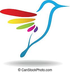 Vogel-Ikone