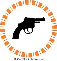 Waffe.