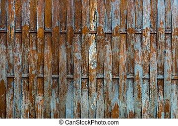 Warne Holzsprünge