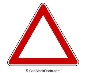 Warnzeichen