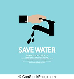 Wasserschutz.
