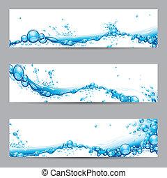 Wassersplash Banner.