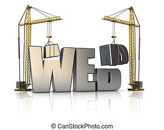web, baugewerbe