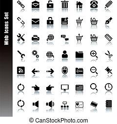 Web-Icons bereit