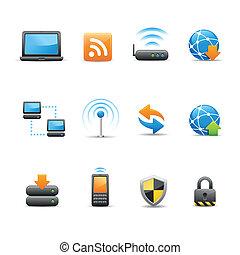 Web & Internet-Ikonen