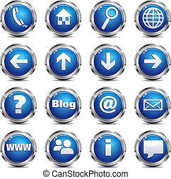 web, satz, &, -, standort, eins, internet abbild