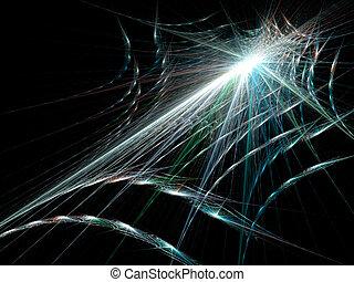 web, spinne