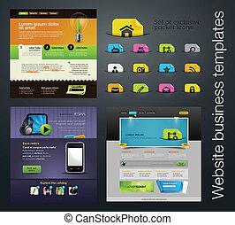 Webdesign Set-Bonus-Ikonen