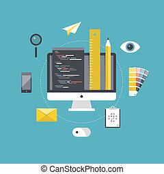 Webdesign und Programmierentwicklung