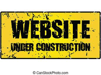 """Website im Bau"""