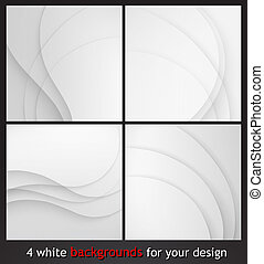 Weißer, eleganter Geschäfts Hintergrund.