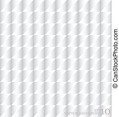 Weißer Hintergrund abbrechen. Illustration des Vektors (nächstes nahtloses Muster)