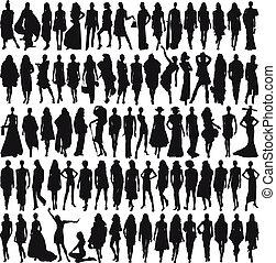 Weibliche Models