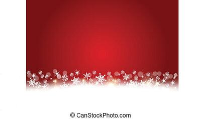 Weihnachten abbrechen