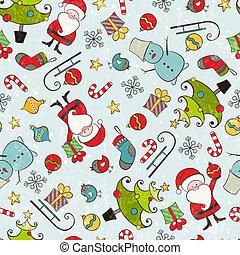 Weihnachten nahtlos