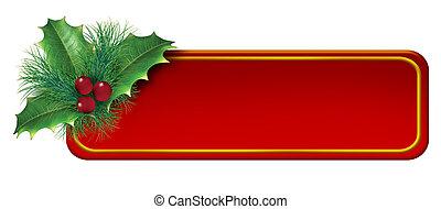 Weihnachts-Dekorations-Element