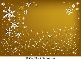 Weihnachts-Hintergrund-Design