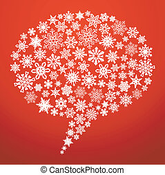 Weihnachts-Sozial-Sprache