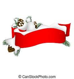 Weihnachtsbanner