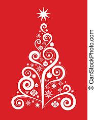 Weihnachtsbaum - 1