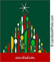 Weihnachtsbaumschnäuzerei