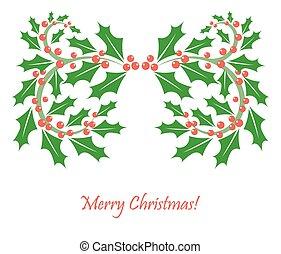 Weihnachtsgeschenk von Holly Berry