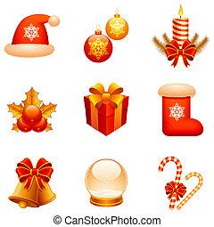 Weihnachtsgeschenke.