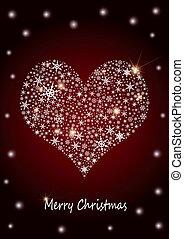 """Weihnachtsgeschichte """"Heart"""""""