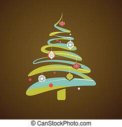 Weihnachtsgeschichte mit dem Weihnachtsbaum