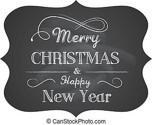 Weihnachtsgeschichte mit elegantem Text