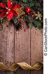 Weihnachtsgrenzendesign