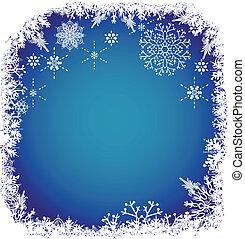 Weihnachtshintergrund-Vektor-Design.