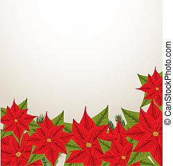 Weihnachtsrahmen mit Platz für deine SMS