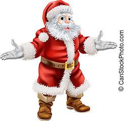 Weihnachtssanta Claus