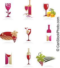 Wein-Ikonen