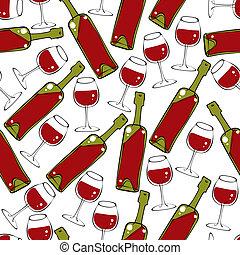 Wein nahtlos.