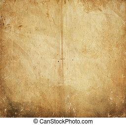 weinlese, papier, hintergrund