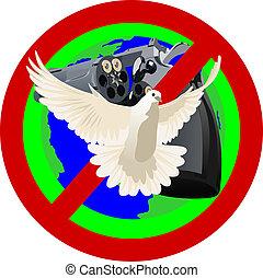 Welt - ohne Waffe