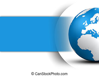 Weltweites Designkonzept