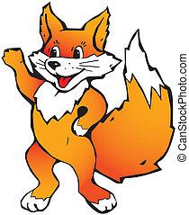 wenig, fox.