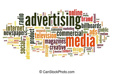 Werbung in Tag Cloud