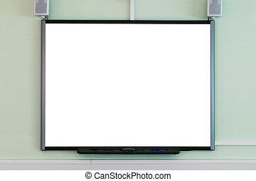 whiteboard, interaktiv